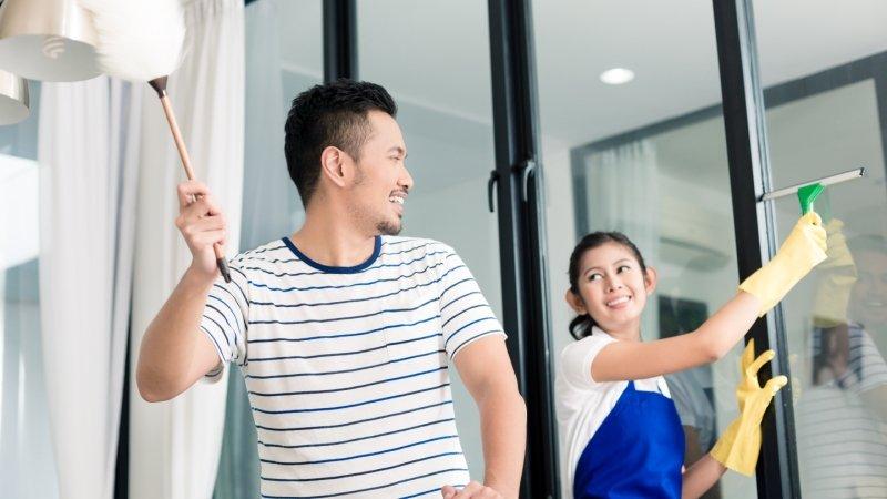 《已婚是種病?》婚姻最難學分:讓另一半「願意」做家事
