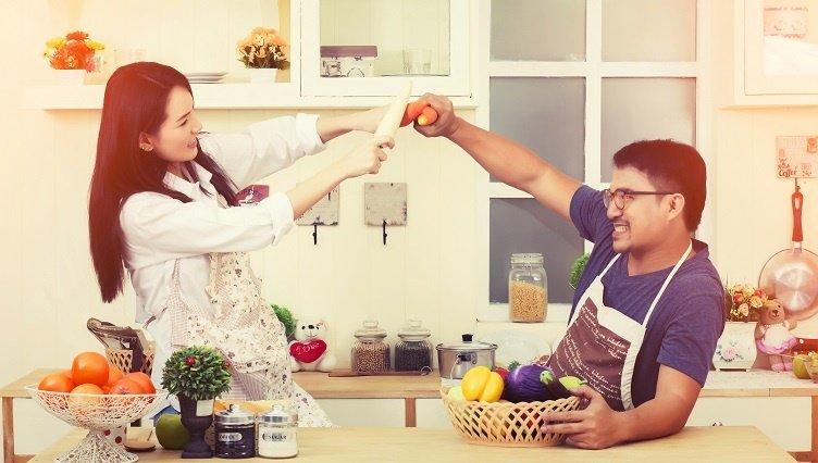 好老公養成術:做對2件事,老公愛上做家事!
