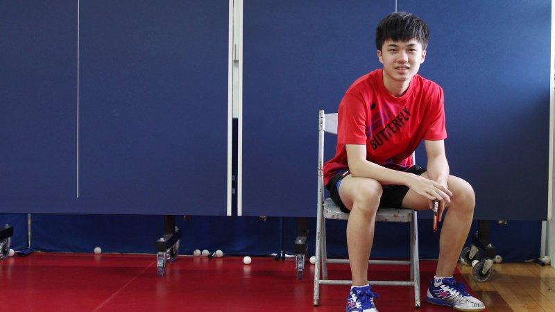 「新生代桌球一哥」林昀儒:我不是神童,只是專注做好一件事
