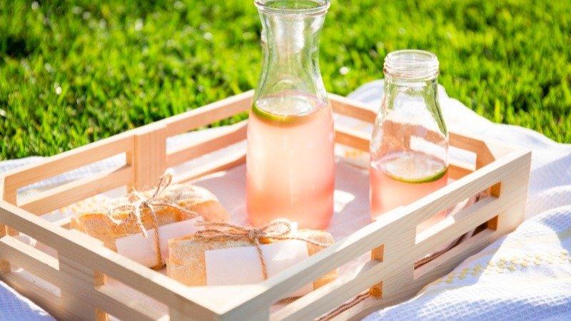 冰涼美容夢幻飲品【粉紅蜂蜜檸檬茶】
