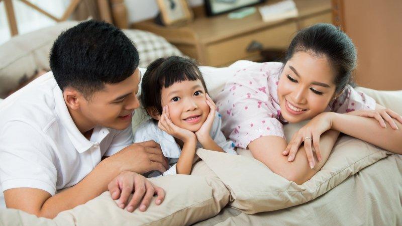 和孩子說話,是身為父母的第一課