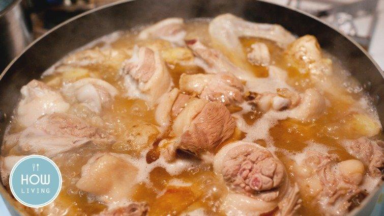 吃鍋的好季節──酒香薑母鴨