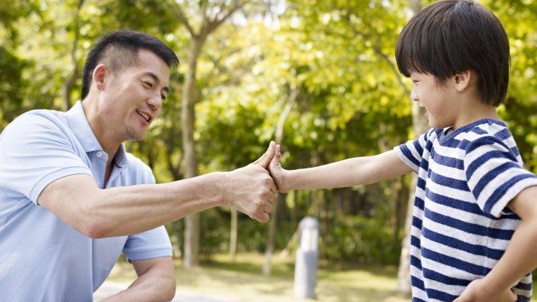 黃瑽寧:做子女人生成長的好榜樣