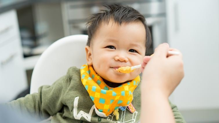 寶寶副食品怎麼吃?新手父母5大疑惑解答