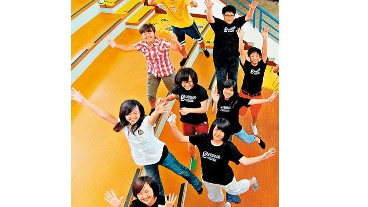 宜蘭縣人文國民中小學:分齡教學  跑快走慢孩子選
