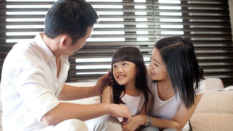 「留白練習」找回親子間的幸福感