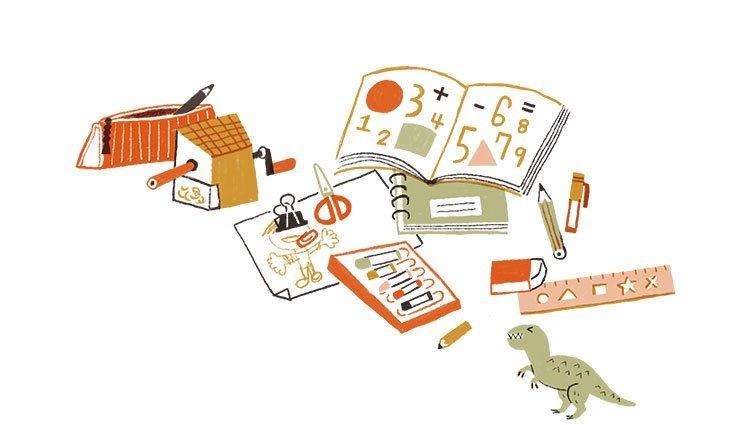 6方法,從小一養成學習好習慣