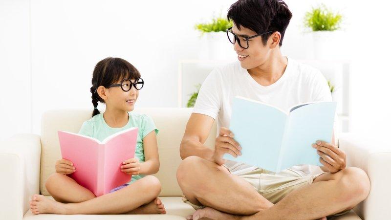 孩子不喜歡看書,該如何讓他愛上閱讀?