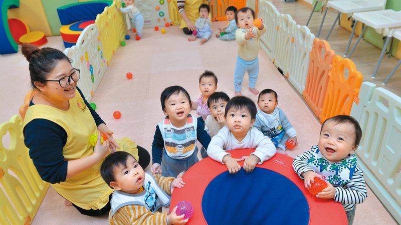 桃園市媽咪休息站托嬰中心 彈性托育服務,體貼個別家庭需要