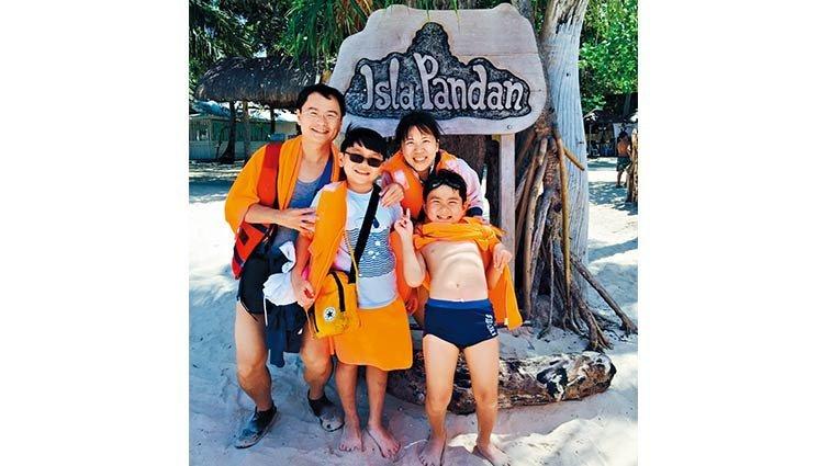 「Fun糰」發起人顏文貞 超級媽咪 讓200個家庭一起學