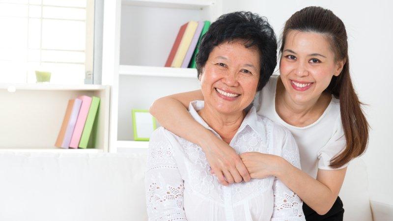 為母則強,每個女人的勇敢都是媽媽給的
