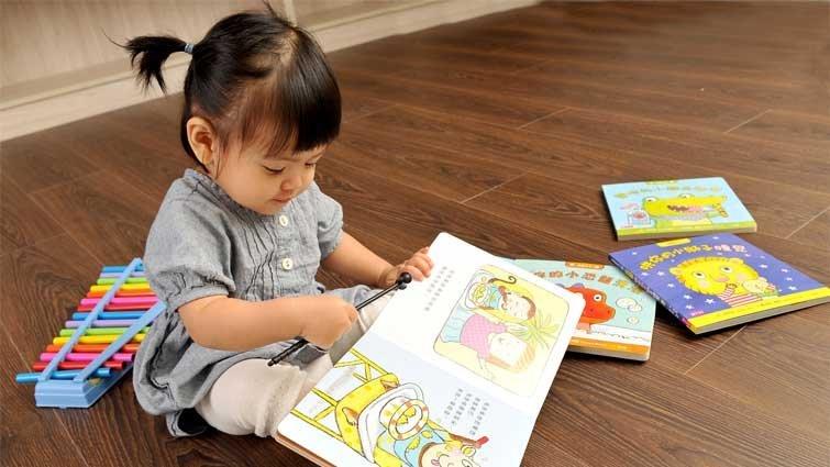 【方素珍繪本書房】陪孩子閱讀,就是為他做一件美麗的事