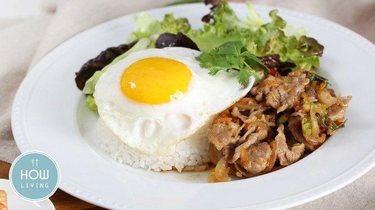 老外也愛上的尹食堂人氣料理【韓式烤肉飯】