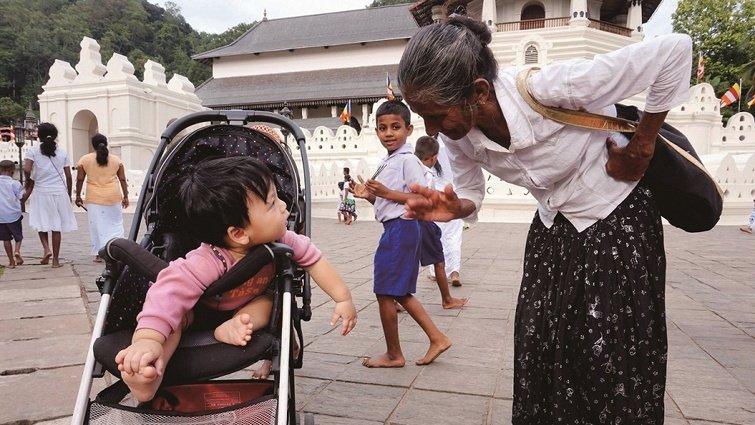 一家五口環遊世界:不可或缺的元素是「父母相愛」
