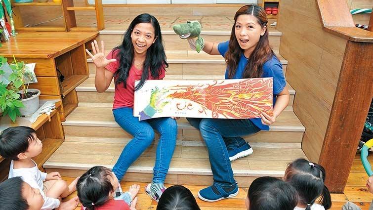 幼教老師教情緒:討論繪本,找出孩子沒說的心情