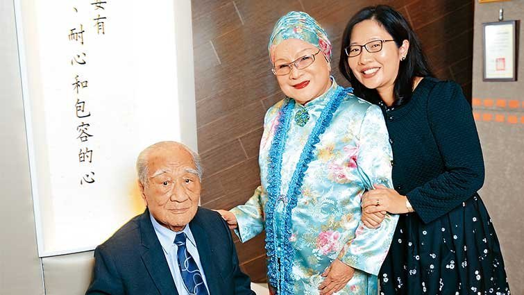 趙文瑜:不只是媽媽,更是夥伴