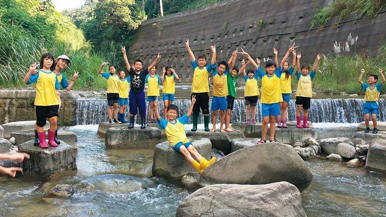 東汴國小:生態課程 「玩」出口碑