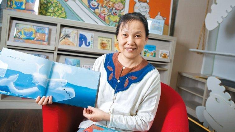 兒科醫師加入推動閱讀行列!吳淑娟:親子共讀是最好的處方箋