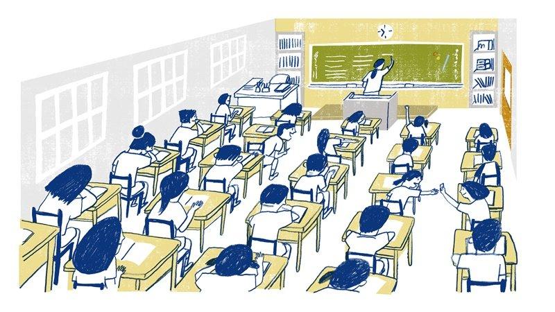 圖解幼兒園與小學5大不同
