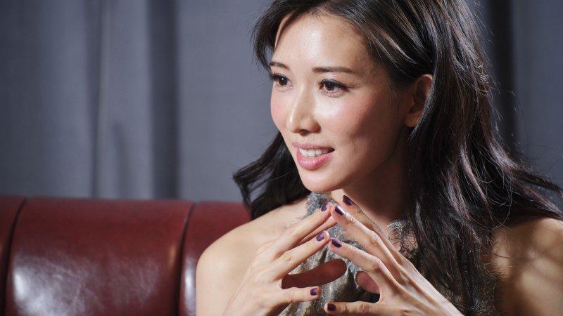 鄧惠文:為什麼你會擔心志玲姐姐的婚姻?