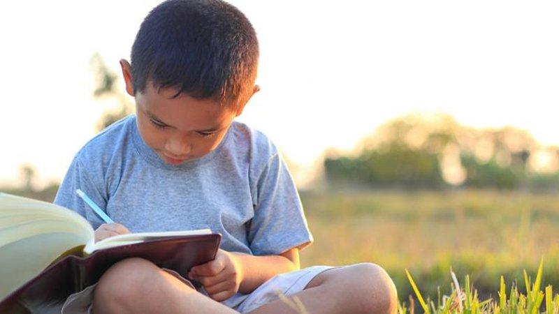 教孩子「如何學」的5個撇步
