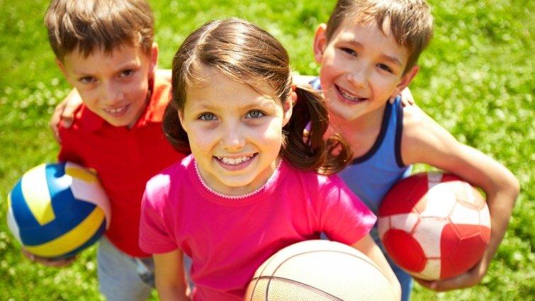 每天上體育課1小時 頭腦好成績佳