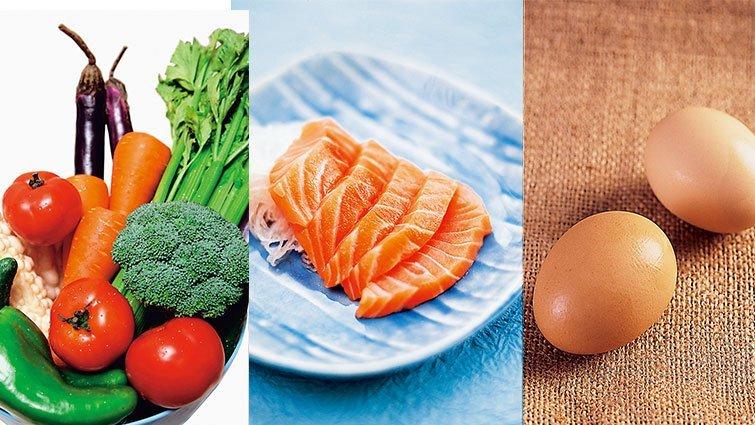 營養均衡  吃出專注力