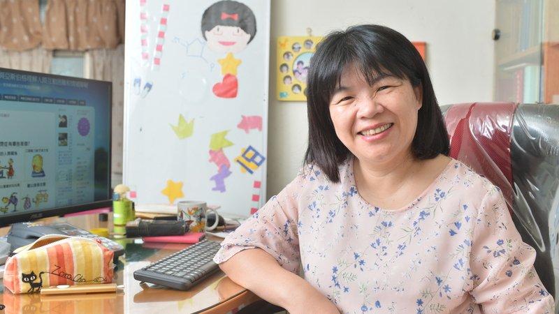 2019教育創新100|自閉兒教母花媽卓惠珠:曾是心碎家長,幫隱性障礙家庭一把