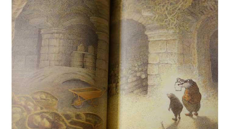 【可能圖書館】王文華:全套英式下午茶-我讀《柳林中的風聲》