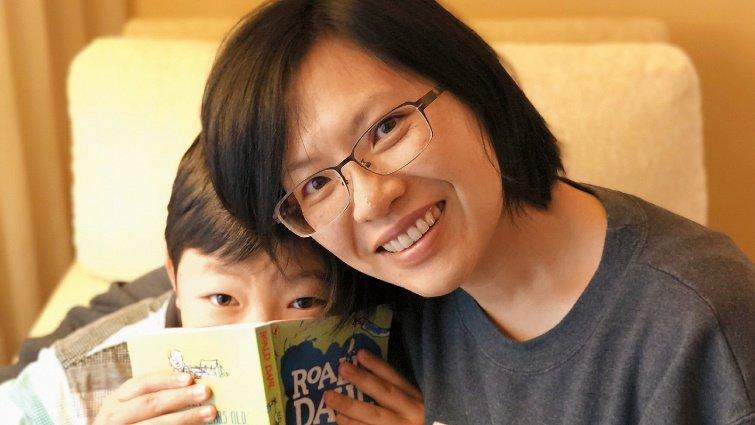 聽損兒媽媽黃奕雯:花很多力氣與勇氣,才能讓我的孩子「平凡」