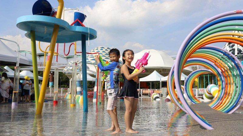 2020全台最新水公園、水樂園精選,涼快過夏天