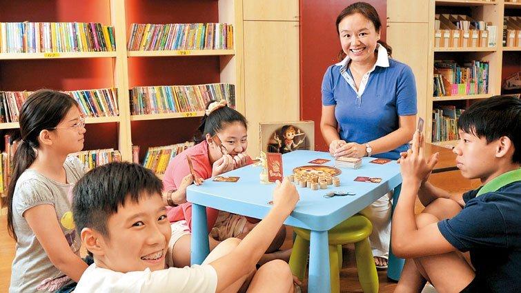 吳敏蘭:跨越語言障礙  上桌同玩交朋友