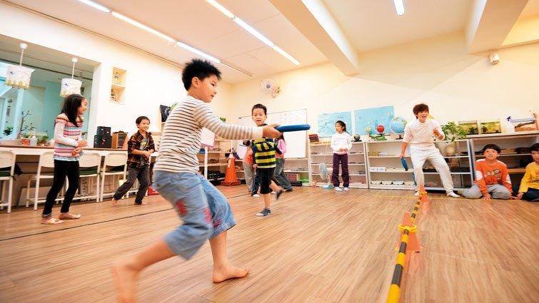 台北市昶心蒙特梭利實驗教育:給孩子「準備好」的教室