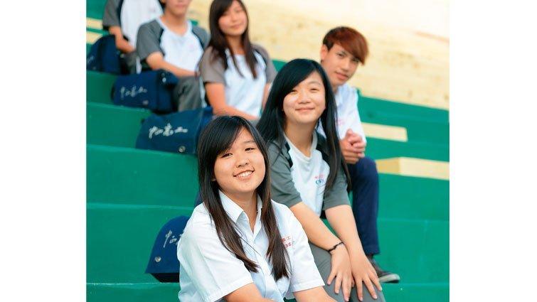 社區型高中綻放力道,吸引優質學生