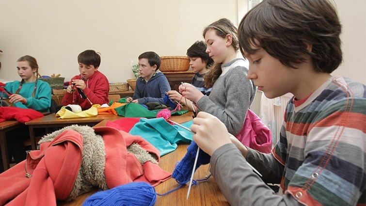 華德福教育如何滋養創造力──造訪英國最大華德福學校