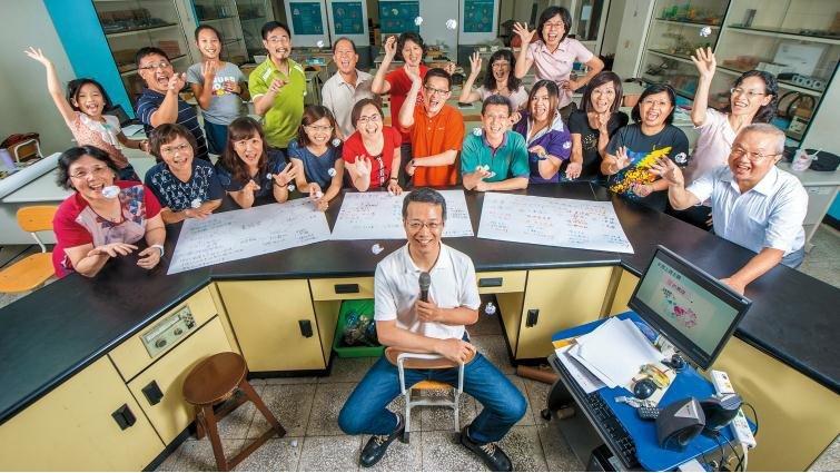 中華點亮生命教育協會:對話取代感化,受刑孩子重省生命