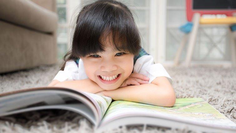 小熊媽:培養「Level I」閱讀能力推薦書單:《水墨漢字繪本》系列