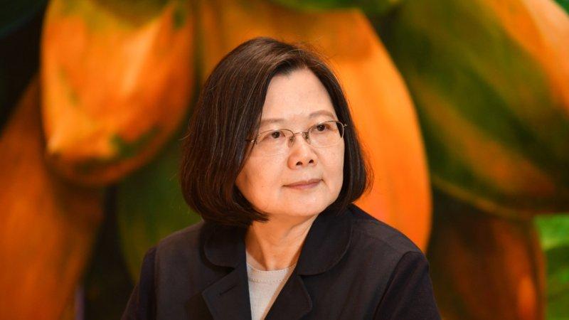 蔡英文:新課綱、育兒加碼,持續化解疑慮