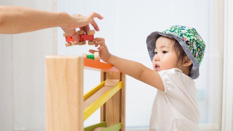 5個居家小遊戲,簡單玩出寶寶大能力