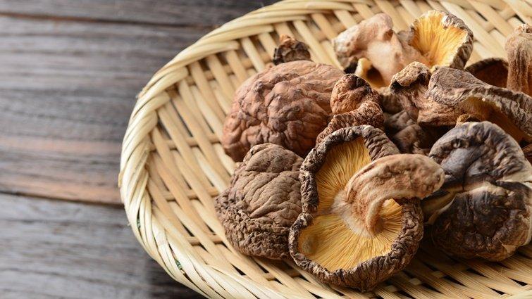 鮮香菇PK乾香菇,哪一個最營養?