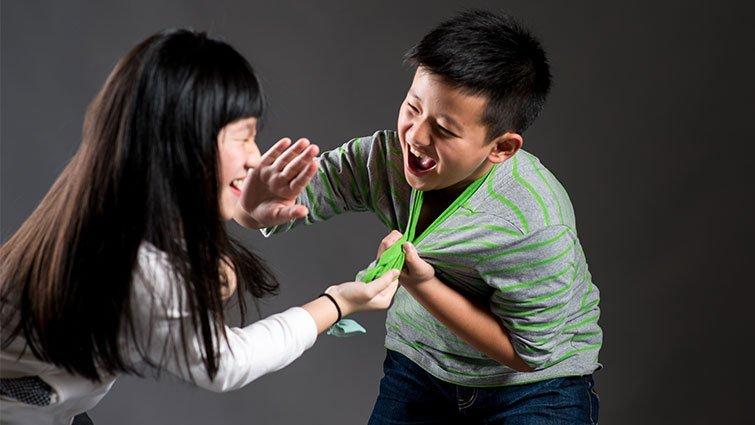 孩子抱怨不公平,六步驟有效解決