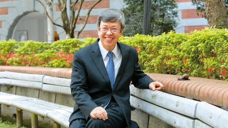 他是暖男副總統,也是暖心老爸「陳建仁」:我希望孩子看到生命的價值,而非價格