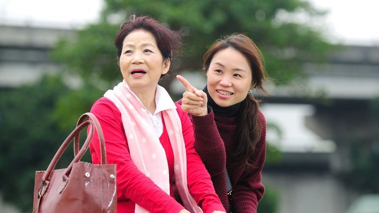 鄧惠文:其實,婆婆不是另一個媽