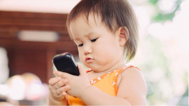 美最新醫學研究:3C用得少,幼兒語言發展愈成熟
