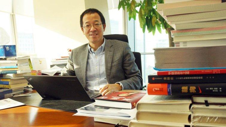 新東方教育科技集團總裁俞敏洪:科技,是為了幫助學習者全面成長