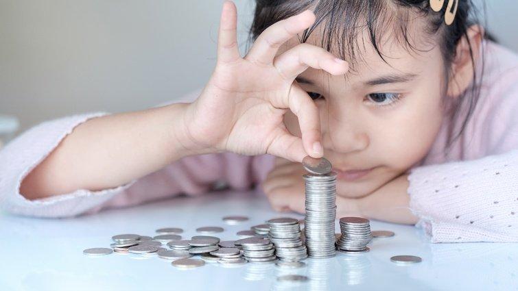 爸媽別忽視,金錢習慣7歲就形成