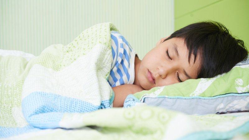 孩子愈來愈晚睡,小心影響白天專注力!