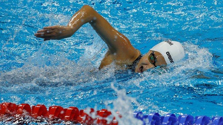 游過愛琴海,救18人的奧運難民女選手