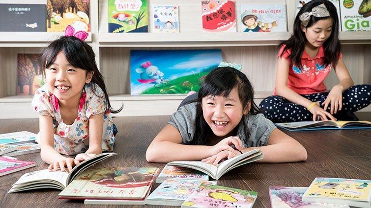 何琦瑜:讓孩子輕巧跨越閱讀障礙