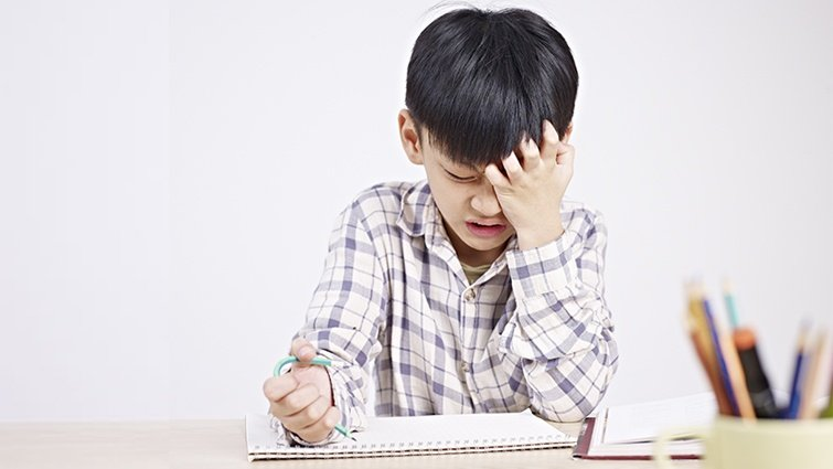 【請問教養專家】孩子考試容易緊張,該如何克服?